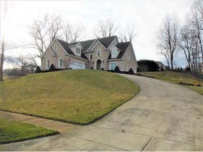 Johnson City Single Family Home For Sale: 104 Sugar Mill Drive