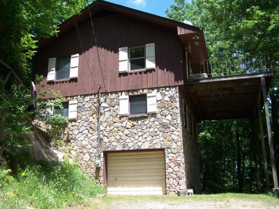 Mountain City Single Family Home For Sale: 1399 Rocky Knob