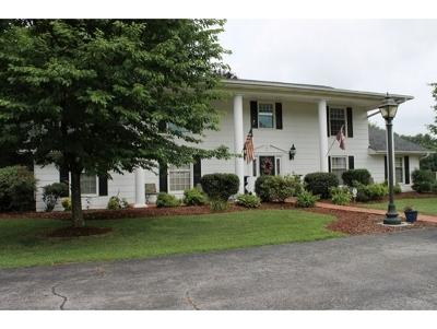 Abingdon Single Family Home For Sale: 19547 Old Jonesboro Road