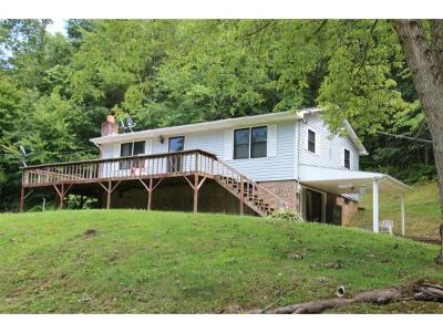 Butler Single Family Home For Sale: 540 Whaley Town Rd