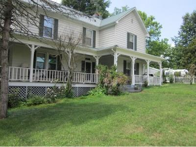 Abingdon Single Family Home For Sale: 22292 Green Spring Ch. Rd.