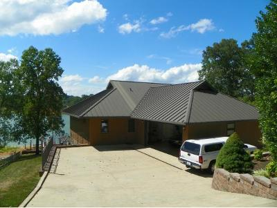 Piney Flats Single Family Home For Sale: 1050 Haw Ridge Road