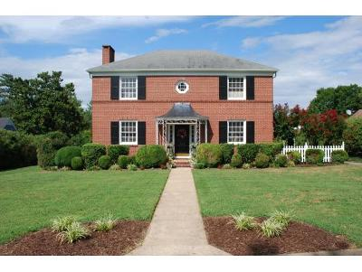 Kingsport Single Family Home For Sale: 1316 Linville Street