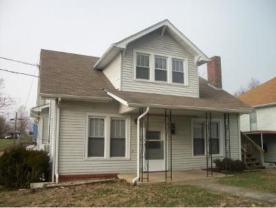 Bristol Multi Family Home For Sale: 1026 Virginia Avenue