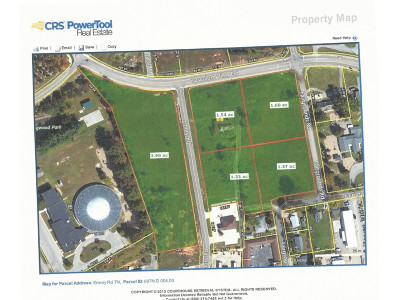 Greene County Residential Lots & Land For Sale: Fairgrounds Road