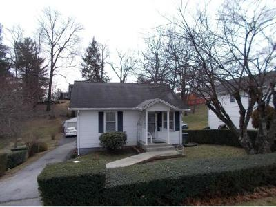 Bristol Single Family Home For Sale: 1528 Fairmount Ave.
