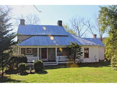 Johnson City Single Family Home For Sale: 2833 E Oakland Ave