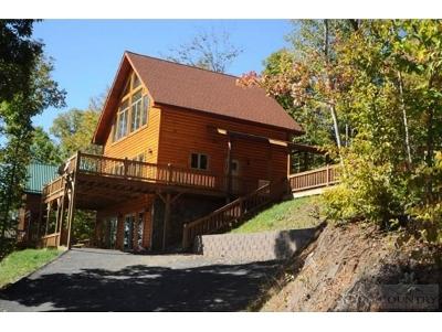 Butler Single Family Home For Sale: 397 Cabin Ln