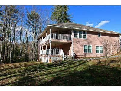 Mountain City Single Family Home For Sale: 168 Hemlock Street