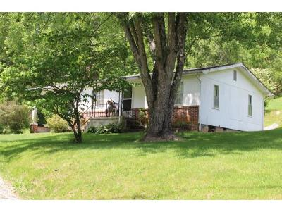 Bristol Single Family Home For Sale: 568 Riverview Road
