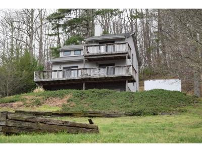 Butler Single Family Home For Sale: 230 Cable Hollow