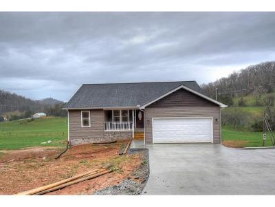 Elizabethton Single Family Home For Sale: 274 Old Charity Hill Road