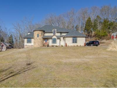 Gray Single Family Home For Sale: 372 Boring Chapel Rd.