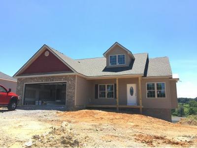 Piney Flats Single Family Home For Sale: 2322 Poplar Ridge Ct