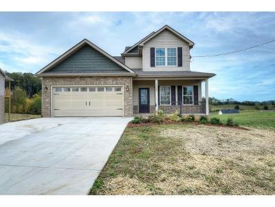 Piney Flats Single Family Home For Sale: 2286 Poplar Ridge Ct