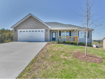 Piney Flats Single Family Home For Sale: 2350 Poplar Ridge Court