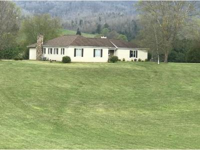 Mountain City Single Family Home For Sale: 1707 Jenkins Hollow Road