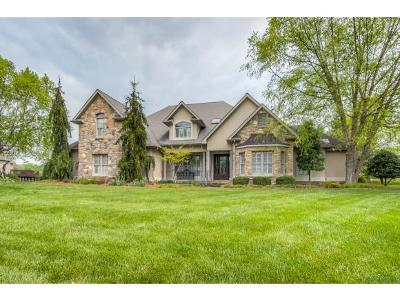 Jonesborough Single Family Home For Sale: 500 Magnolia Ridge Dr