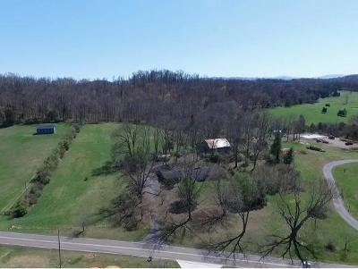 Johnson City Residential Lots & Land For Sale: 326 Carroll Creek Rd