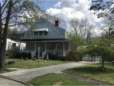 Erwin Single Family Home For Sale: 644 Holston Pl
