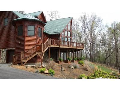 Butler Single Family Home For Sale: 986 Gordon Ridge Rd