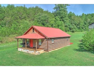 Single Family Home For Sale: War Creek Road