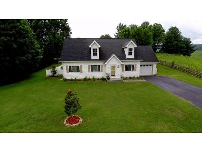 Erwin Single Family Home For Sale: 110 Oakwood Ln