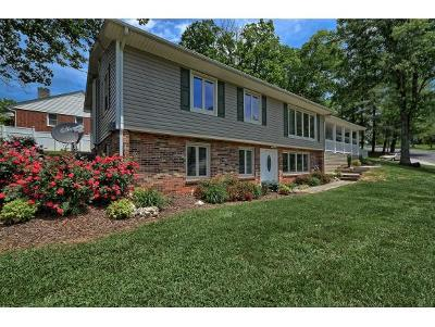 Elizabethton Single Family Home For Sale: 606 Golf Course Drive