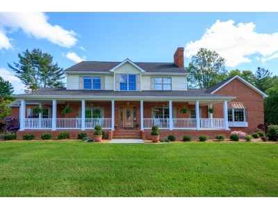 Unicoi Single Family Home For Sale: 200 Rose Dr.