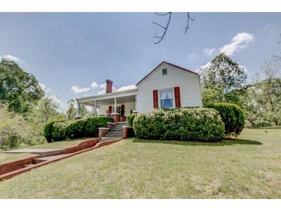 Bluff City Single Family Home For Sale: 1384 Walnut Grove Road