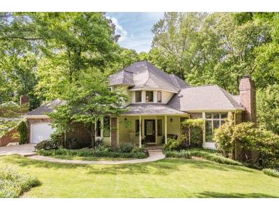 Kingsport Single Family Home For Sale: 1909 Fleetwood Drive