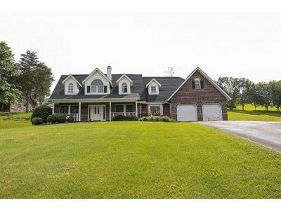 Elizabethton Single Family Home For Sale: 725 Quail Hollow Dr