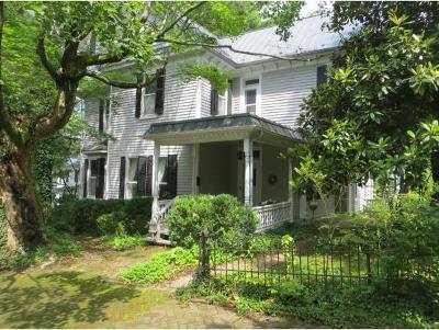 Abingdon Single Family Home For Sale: 155 E Main St