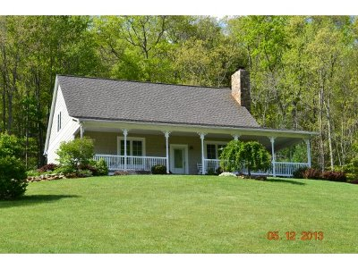 Mountain City Single Family Home For Sale: 718 Copperhead Hollow Rd