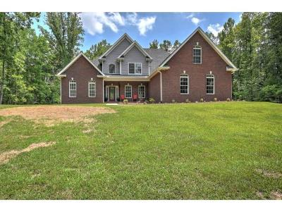 Church Hill Single Family Home For Sale: 150 Miller Woods Road