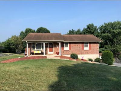 Bristol Single Family Home For Sale: 491 Bellehaven Drive