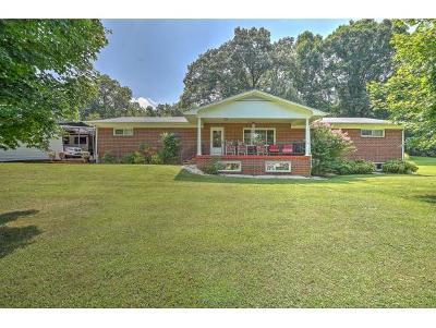 Johnson City Single Family Home For Sale: 102 Fairhaven Rd