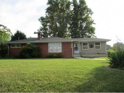 Bristol TN Single Family Home For Sale: $128,500