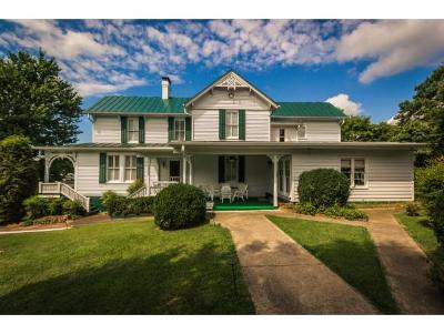 Jonesborough Single Family Home For Sale: 410 W College