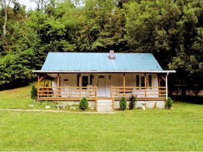 Unicoi Single Family Home For Sale: 4853 Unicoi Rd