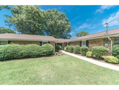 Johnson City Single Family Home For Sale: 1016 Somerset Drive