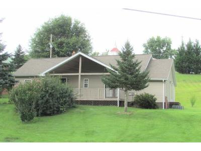 Butler Single Family Home For Sale: 348 Piercetown Road