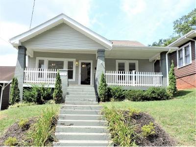 Bristol Single Family Home For Sale: 614 Pearl Street
