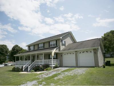 Elizabethton Single Family Home For Sale: 2523 Bob Little Rd.