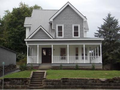 Bristol Single Family Home For Sale: 812 Cumberland Street