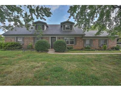 Johnson City Single Family Home For Sale: 1801 Broadmoor Road