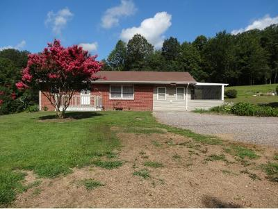 Butler Single Family Home For Sale: 3431 Hwy 321