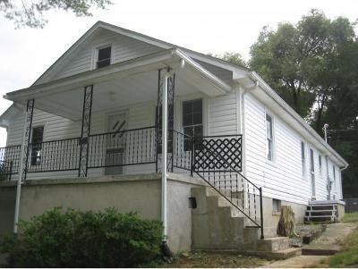Bristol TN Single Family Home For Sale: $119,900