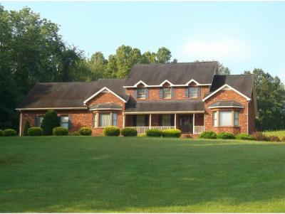 Elizabethton Single Family Home For Sale: 782 Quail Hollow Drive