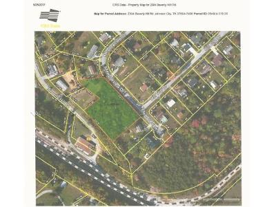 Johnson City Residential Lots & Land For Sale: Beverly Hill Road